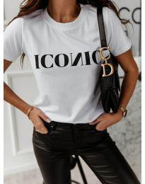 Póló - kód 996 - 1 - fehér