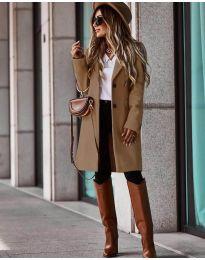 Kabát - kód 4554 - barna