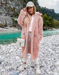 Kabát - kód 8302 - rózsaszín