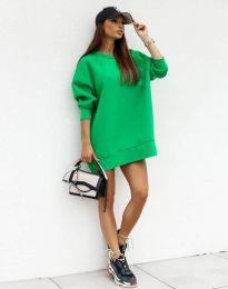 Tunika - kód 12036 - zöld