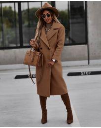 Kabát - kód 9493 - barna