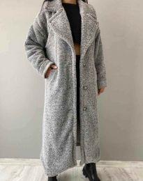 Kabát - kód 0465 - 3 - szürke