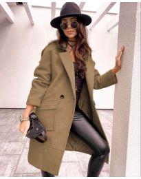 Kabát - kód 7278 - barna