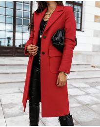 Kabát - kód 3435 - piros