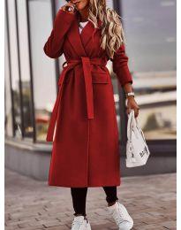 Kabát - kód 7989 - piros