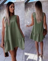 Ruha - kód 3456 - oliva zöld