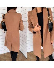 Kabát - kód 7709 - barna