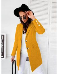 Kabát - kód 1514 - 1 - mustár