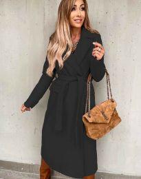 Kabát - kód 0876 - fekete