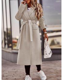 Kabát - kód 7989 - bézs