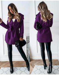 Kabát - kód 643 - lila színű