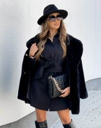 Kabát - kód 4664 - 2 - fekete