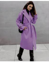 Kabát - kód 410 - lila színű