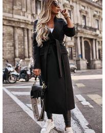 Kabát - kód 7989 - fekete