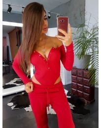 Body - kód 3668 - piros