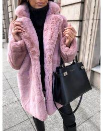 Kabát - kód 187 -  rózsaszín