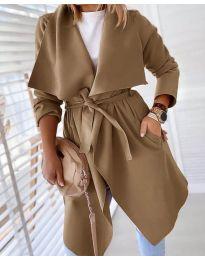Kabát - kód 8778 - barna