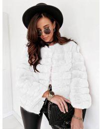 Kabát - kód 7676 - fehér