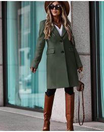 Kabát - kód 4554 - zöld