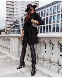 Kabát - kód 3839 - fekete