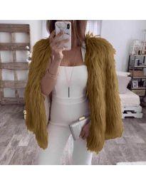 Kabát - kód 4767 - barna