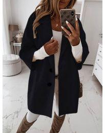 Kabát - kód 413 - fekete