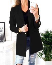 Kabát - kód 4679 - fekete