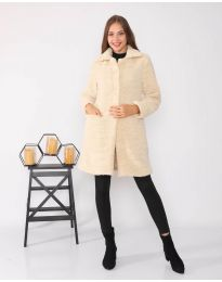 Kabát - kód 1615 - 4 - bézs