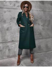 Kabát - kód 9493 - vaj zöld