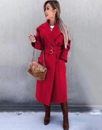 Kabát - kód 3784 - piros