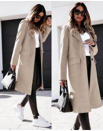 Kabát - kód 3435 - bézs