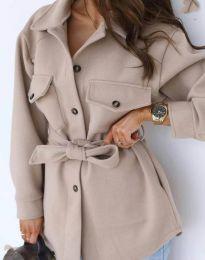 Kabát - kód 4966 - bézs