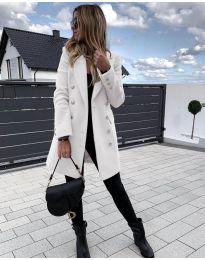 Kabát - kód 189 - fehér