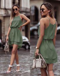 Ruha - kód 2104 - oliva zöld