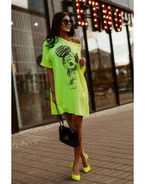 Ruha - kód 3352 - neon zöld