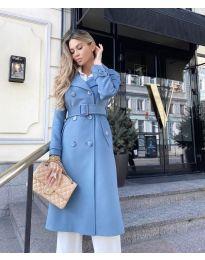 Kabát - kód 213 - kék