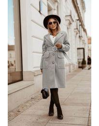 Kabát - kód 5657 - szürke