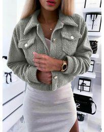 Kabát - kód 9495 - szürke