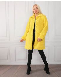 Kabát - kód 1615 - sarga