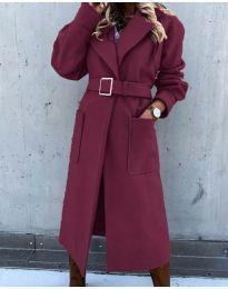 Kabát - kód 423 - bordeaux