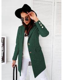Kabát - kód 1514 - 2 - zöld