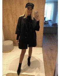 Kabát - kód 916 - fekete