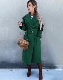 Kabát - kód 3784 - zöld