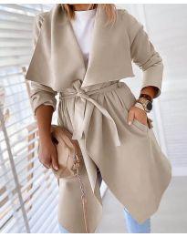 Kabát - kód 8778 - bézs