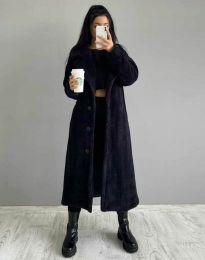 Kabát - kód 0465 - 1 - fekete