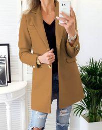 Kabát - kód 4679 - cappuccino