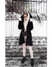 Kabát - kód 279 - fekete