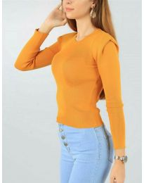 Blúz - kód 374 - narancssárga