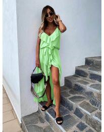 Ruha - kód 0081 - neon zöld