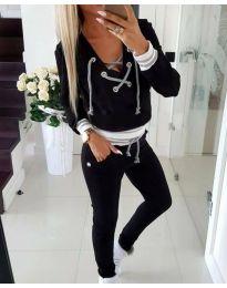Sport együttes - kód 3093 - 1 - fekete
